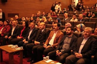 AK Parti Kırşehir Siyaset Akademisi Programına Yalçın Akdoğan Konuk Oldu