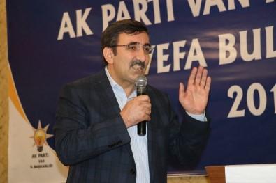AK Parti'li Yılmaz Açıklaması 'Vesayetçi Yapıyı Karşımızda Görmek İstemiyoruz'