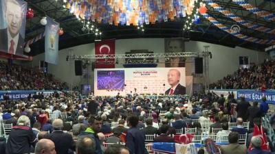 AK Parti Ümraniye 6. Olağan Kongresi