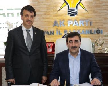 AK Partili Yılmaz Açıklaması 'Biz Halka Fatura Kesen Bir Parti Değiliz'