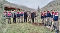 Altunhisar'da Bin Ağaç Toprakla Buluştu