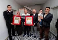 Amasya'da Şehit Ailesine Şehadet Beratı