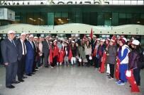 ESENBOĞA HAVALIMANı - ATO, Çanakkale'ye 14 Yılda 35 Bin Öğrenci Gönderdi