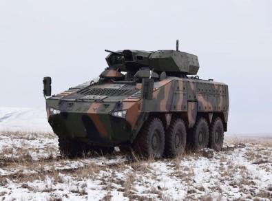 Bakan Canikli Açıklaması 'Nefer, Kazakistan'ın Zorlu Kış Koşullarında Gerçekleşen Testleri Başarıyla Tamamladı'