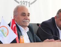 TARıM BAKANı - Bakan Fakıbaba, Mersin'de Hal Esnafı İle Bir Araya Geldi