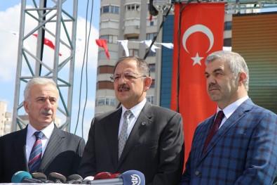 Bakan Özhaseki'den Terörle Mücadelede Kararlılık Mesajı