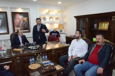 Bakan Yardımcısı Yavilioğlu 'Düzce AK Partinin Kalesidir'