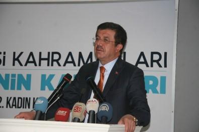 Bakan Zeybekci'den, 'Bir Siyasetçinin Tek Ayak Üstü 40 Tane Yalan Söyleyebilmesi Yazık Türkiye Siyaseti Adına Yazık'
