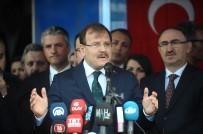 ENGELLİ MEMUR - Başbakan Yardımcısı Çavuşoğlu Açıklaması 'Tehdit Ve Risk Unsurları İle Mücadeleye Başladık'