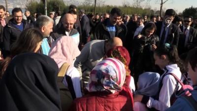Başbakan Yardımcısı Işık, Gençlerle Yürüdü