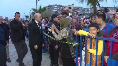 Başbakan Yıldırım'dan Ev Ve Okul İnşaatı Ziyareti