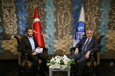 Başkan Aydın Açıklaması 'İstanbul'un En İyi İlçelerinden Bir Tanesi Olduğumuzu Söyleyebilirim'