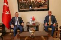 Başkan Özen'den Ordu Valisi Yavuz'a Ziyaret