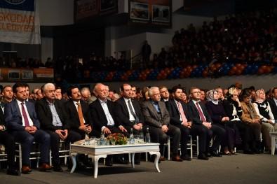 Başkan Türkmen, 4 Yılda Yaptıkları Eserleri Üsküdarlılara Anlattı