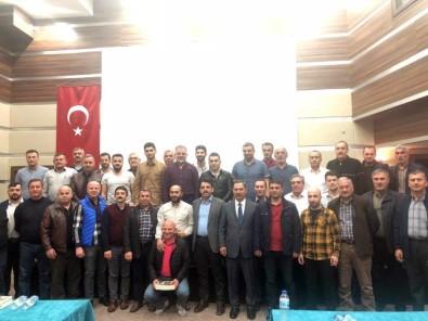 Başkan Uysal, Teşkilat Mensuplarına 4 Yılını Anlattı