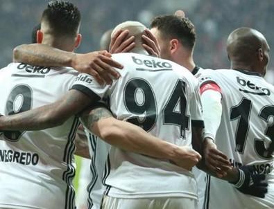 Beşiktaş'ı Talisca taşıdı