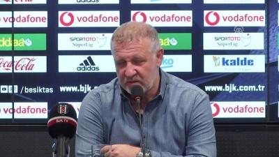 Beşiktaş-Aytemiz Alanyaspor Maçından Notlar