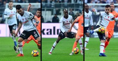 Beşiktaş'ta Orta Saha Sarardı