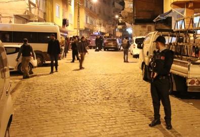 Beyoğlu'nda kahvehaneye silahlı saldırı