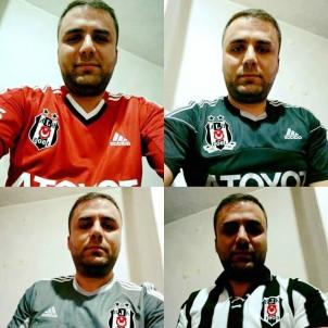 Bilecikli Hakem Sosyal Medyadan Beşiktaş Formalı Paylaşımlar Yaptı