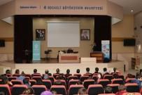 BISMILLAH - Bilgievleri Öğrencileri, Yavuz Bahadıroğlu İle Buluştu