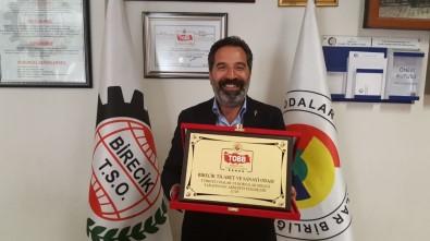 Birecik TSO Başkanı Müslüm Acar 5 Yıllık Hizmetleri Anlattı