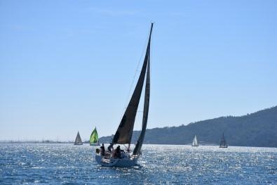 Campus Cup Yelkenli Yarışları Marmaris'te Başladı