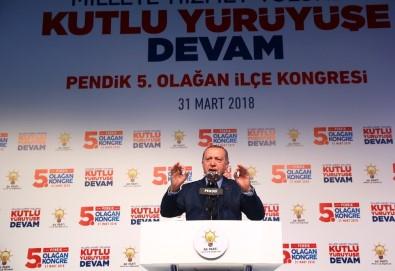 Cumhurbaşkanı Erdoğan Açıklaması '3 Bin 821 Terörist Etkisiz Hale Getirildi' (2)