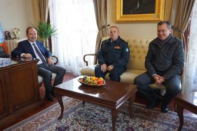 Edirne Belediyesi'ne Tam Donanımlı İtfaiye Aracı