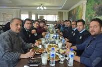 BARIŞ YEMEĞİ - Eğitimciler Ve Polisler Barış Yemeğinde Bir Araya Geldi