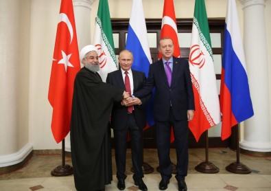 Erdoğan, Putin Ve Ruhani İle Ankara'da Buluşacak