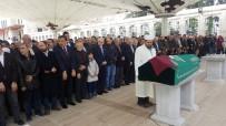 YAŞAR KARAYEL - Eski AK Parti Milletvekili Yaşar Karayel'in Acı Günü