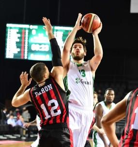 Eskişehir Basket'in Rakibi Darüşşafaka Basketbol