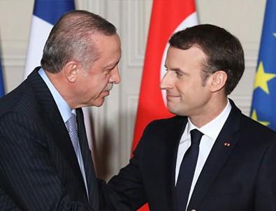 Fransa basını Erdoğan'ı konuşuyor: Macron ezildi