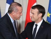 EMMANUEL MACRON - Fransa basını Erdoğan'ı konuşuyor: Macron ezildi