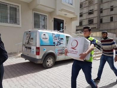 Gaziantep'te 400 Aileye Gıda Yardımı Yapıldı