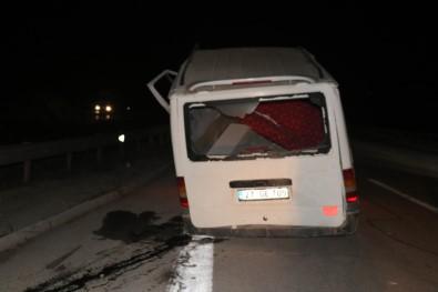 Gaziantep'te Feci Kaza Açıklaması 2 Ölü, 8 Yaralı