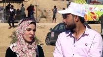 SAVAŞ SUÇU - 'Gazze Sınırındaki Gösteriler Devam Edecek'