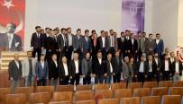 BAYHAN - Genç MÜSİAD'ın Açılış Ve Tanıtımı Yapıldı