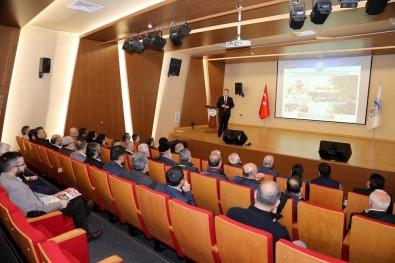 Gönüllü Kültür Teşekkülleri Başkan Palancıoğlu'nu Ziyaret Etti