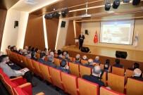 ENERJİ SANTRALİ - Gönüllü Kültür Teşekkülleri Başkan Palancıoğlu'nu Ziyaret Etti