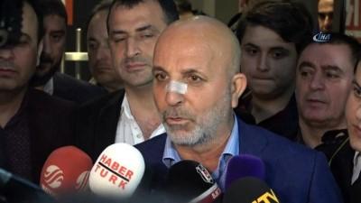 Hasan Çavuşoğlu Açıklaması 'Maç Genelinde Pozisyon Yoktu'