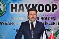 AHMET MEKİN - HAYKOOP'ta Mali Genel Kurul Gerçekleştirildi