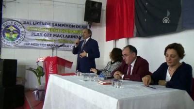 'İktidara Hazır Tek Siyasi Parti Biziz'