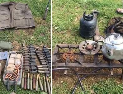 PKK'ya yönelik operasyonlar devam ediyor