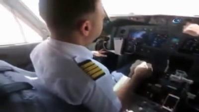 Irak'tan Suudi Arabistan'a 27 Yıl Sonra İlk Uçuş