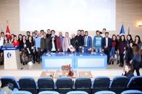 MEHMET KARA - İş Dünyasının Önemli İsimleri, Öğrencilere Tecrübelerini Aktardı