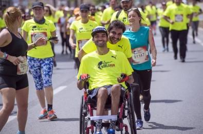 İzmir Wings For Life World Run Koşusu 6 Mayıs'ta Koşulacak.