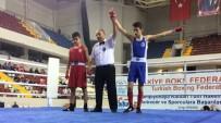 KAĞıTSPOR - Kağıtsporlu Genç Boksörlere 5 Madalya