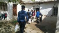MURAT KAYA - Kahta İmam Hatip Lisesi Sosyal Sorumluluk Projesini Sürdürüyor